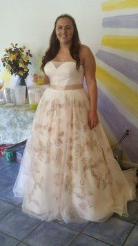 Oleg Cini Cwg614 Wedding Dress 835