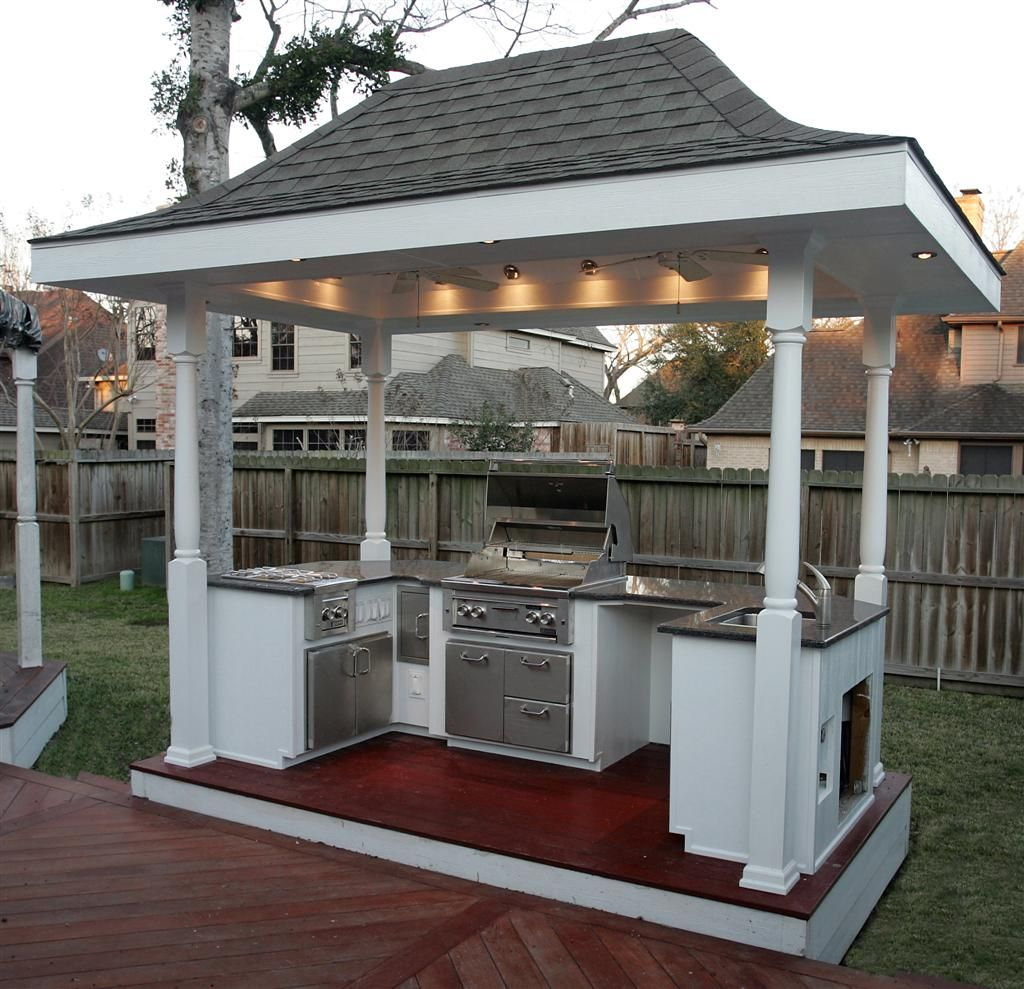 44++ Outdoor kitchen designs diy information