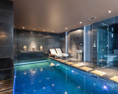 10 Things You Could Create In Your Basement Reliable Remodeler Indoor Pool Design House Design Spa Rooms