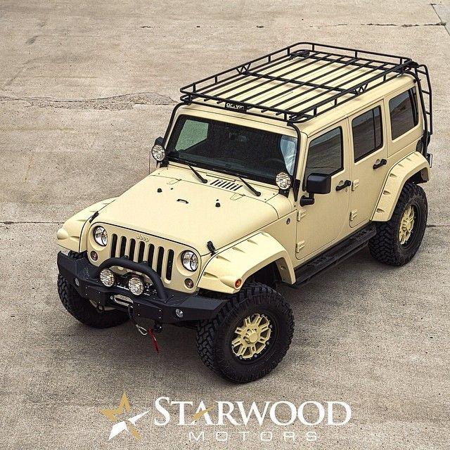Starwood Motors On Instagram All Custom Starwoodmotors Jeeps Include Our Signature Kevlar Fini Custom Jeep Wrangler Jeep Wrangler Interior Jeep Accessories