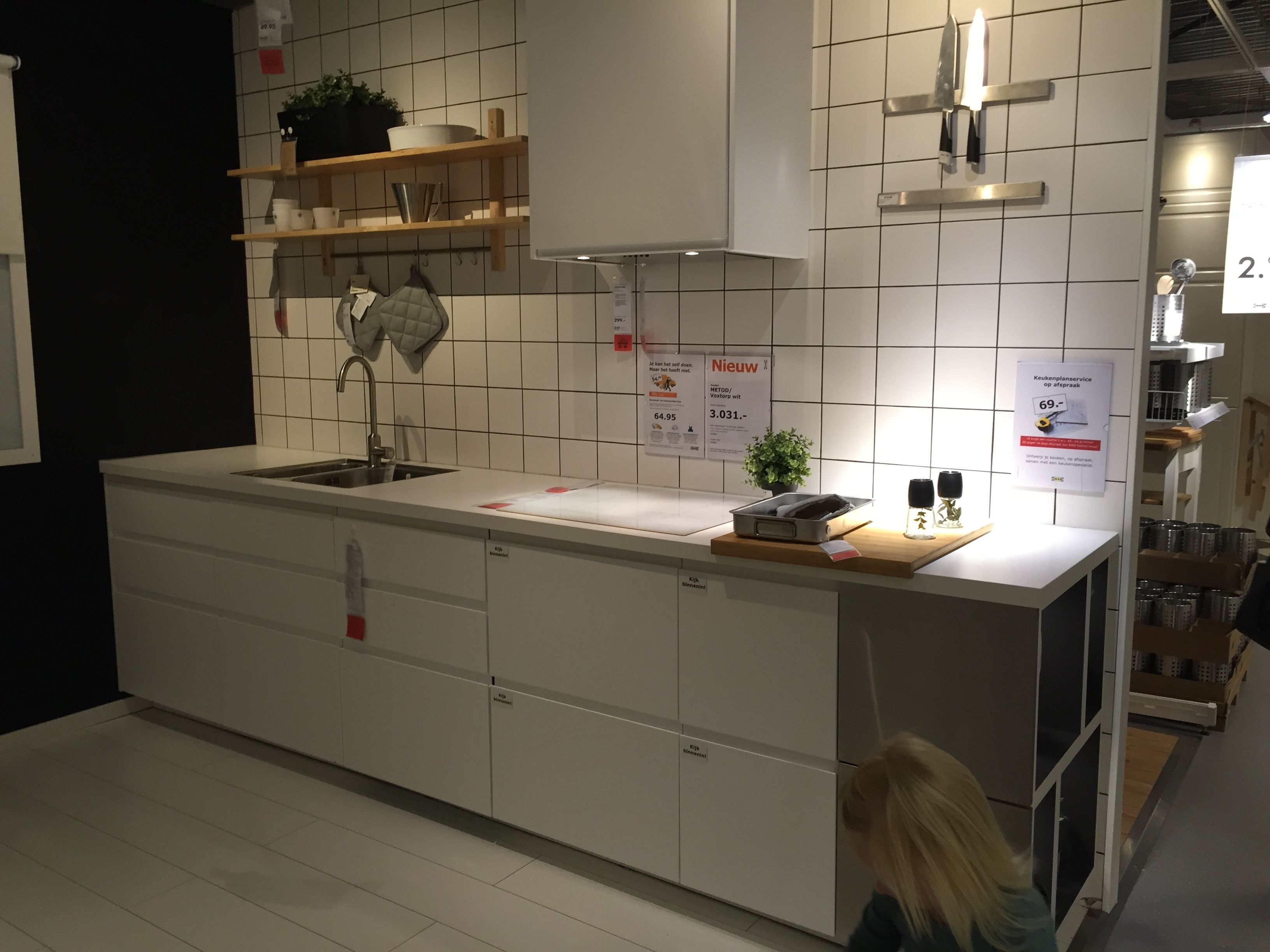 Küche Ikea Voxtorp Cuisine Voxtorp Blanc Inspirational Cuisine