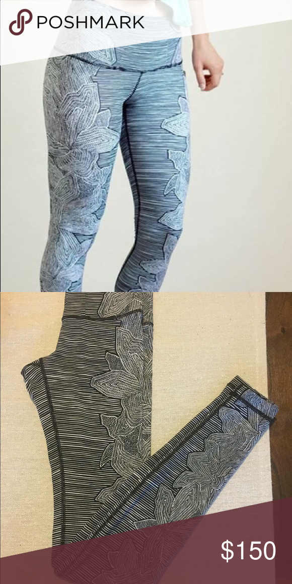 d9f7def352 EUC RARE Dottie Tribe Lululemon WUP size 4 Perfect condition. Well cared  for lululemon athletica Pants Leggings