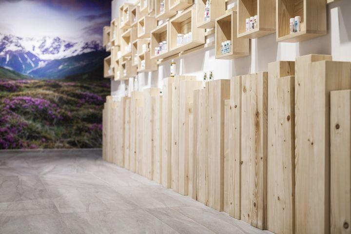 Alpstories Community Store By Brigada Zagreb Croatia Retail Design Retail Design Blog Design