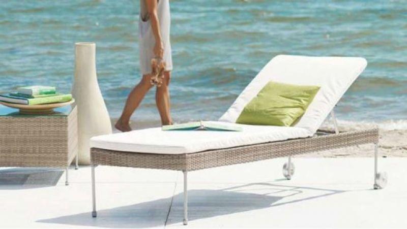 Gartenliege design  Sika Design Avantgarde Gartenliege Mars kaufen im borono Online ...