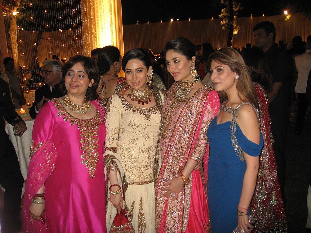 Bollywood Tollywood Más Kareena Kapoor Saif Ali Khan Delhi Wedding Reception