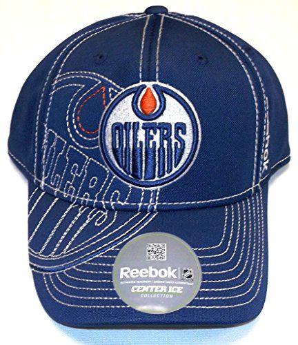 Edmonton Oilers Draft Day Hat  8efcd71b9