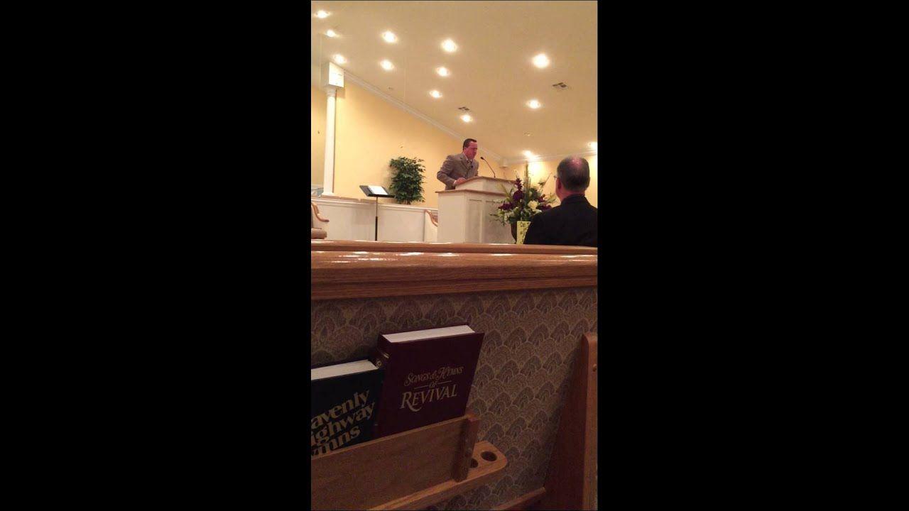 Bro Cody Zorn Singing At Freedom Baptist Church Revival Baptist Church Christian Music Baptists