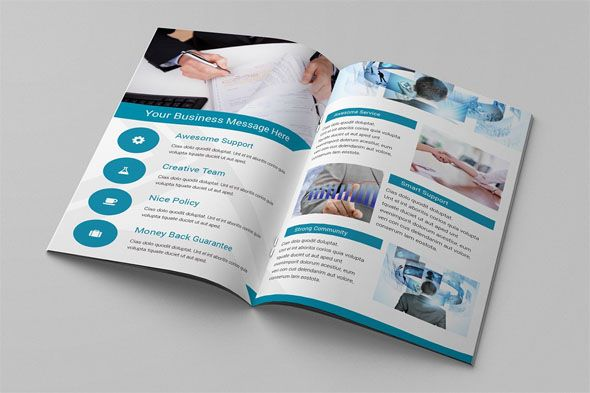 Free Brochure Templates Design Print Brochures Online - Brochure templates psd free download