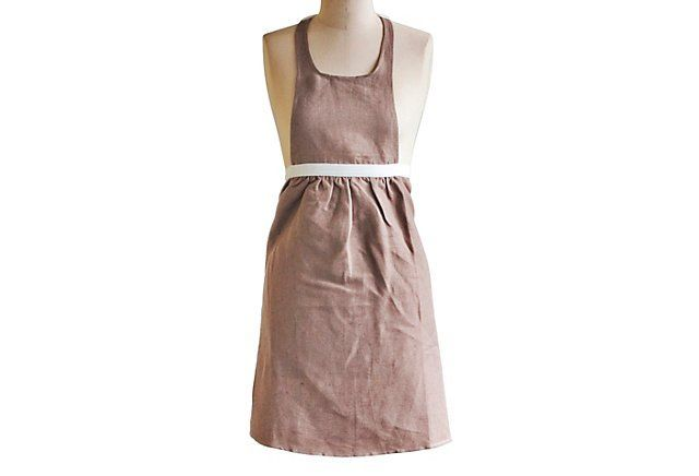 Full Apron, Pecan Orchard Pleasantries | Get the Look | One Kings Lane
