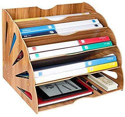 Schreibtisch Organizer Pappe 2021