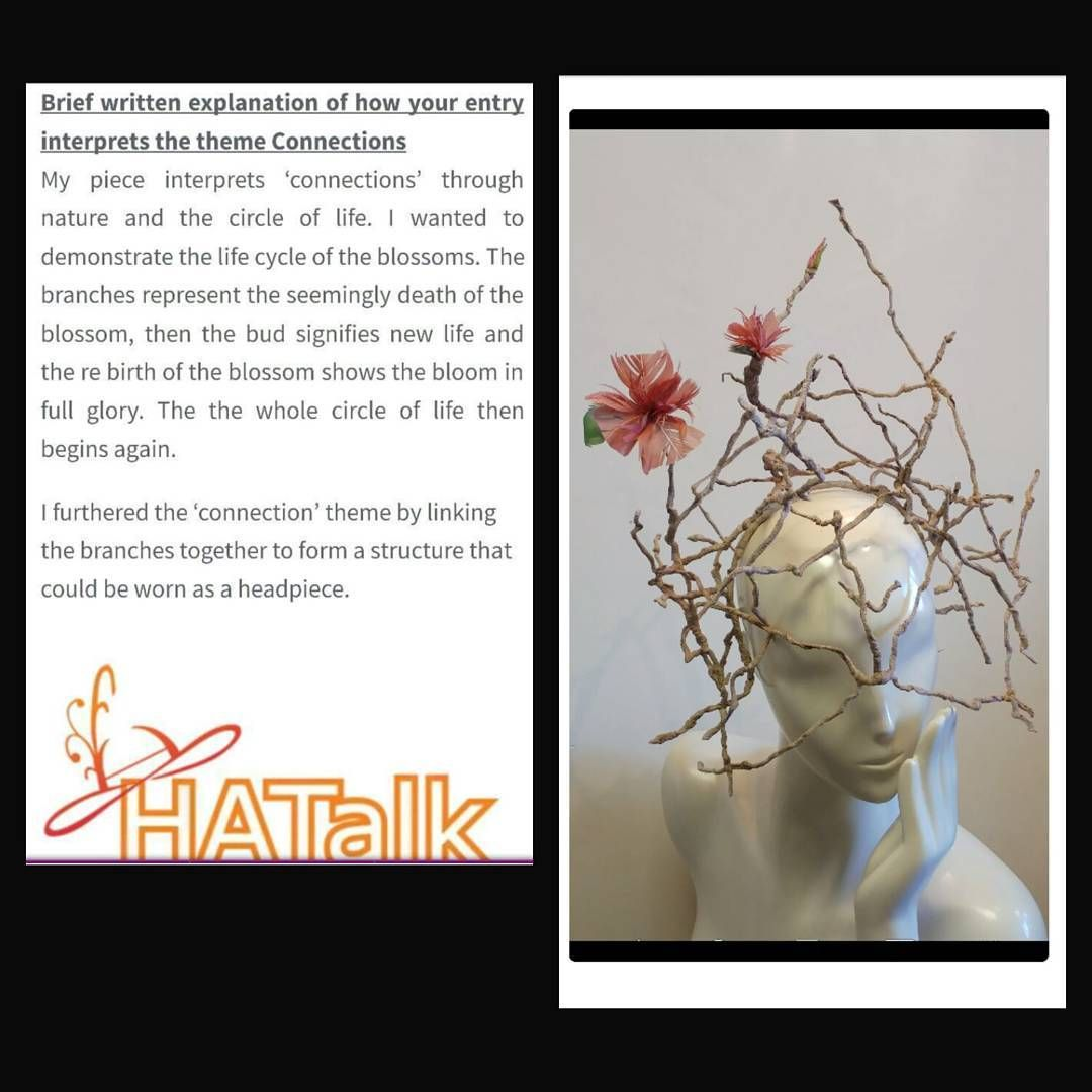 I\'d like to share with you my entry into the HATalk e-magazine ...