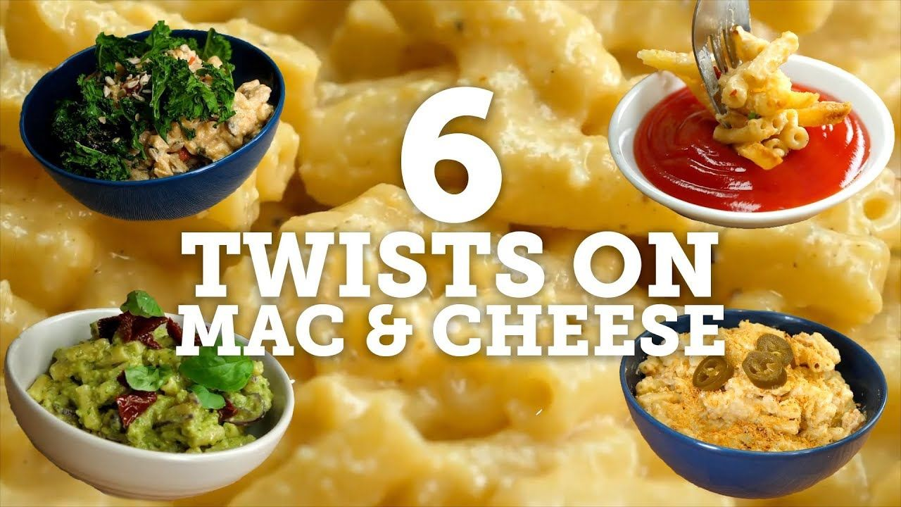 6 Amazing Mac Cheese Recipes Vegan Bosh Mac Cheese Recipes Recipes Amazing Mac And Cheese Recipe