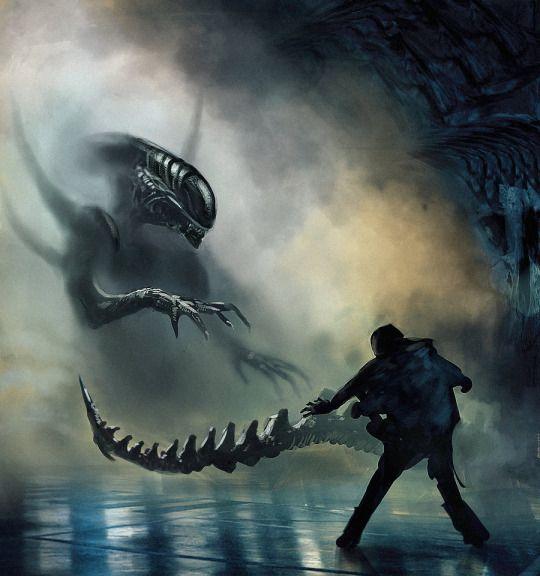 Alien by Chris-Karbach