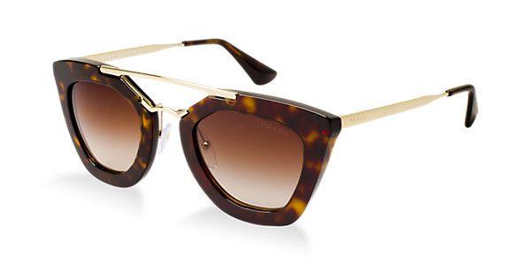 acac2b4b7c055 Prada - SS14. Perfectly balancing old and new, Prada s Cinema sunglasses  combine the iconic. Óculos De SolPrada ...