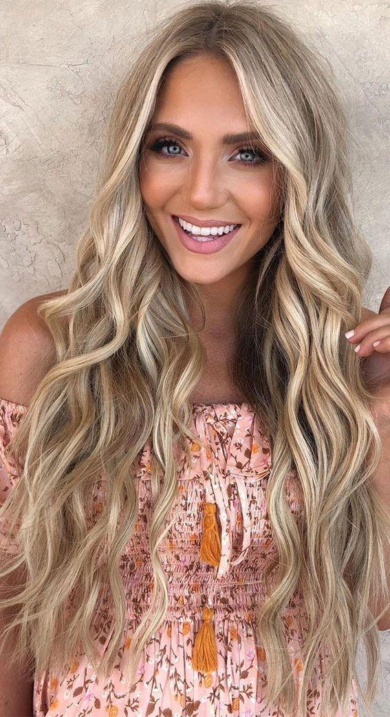44 The Best Hair Color Ideas For Brunettes – Vanilla Cream