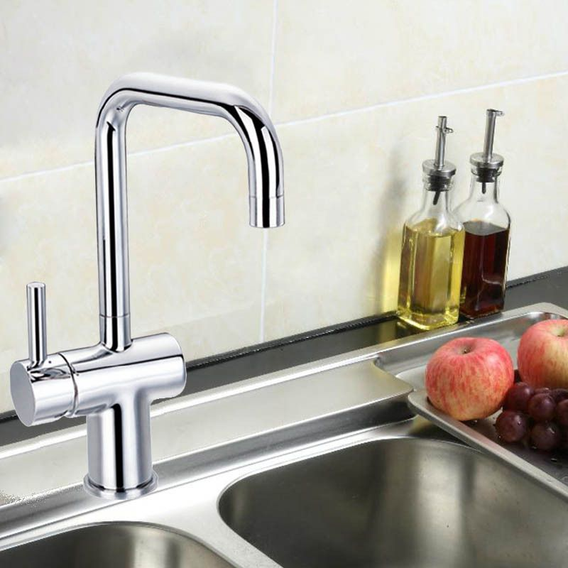 Find More Kitchen Faucets Information About New Single Lever Sink