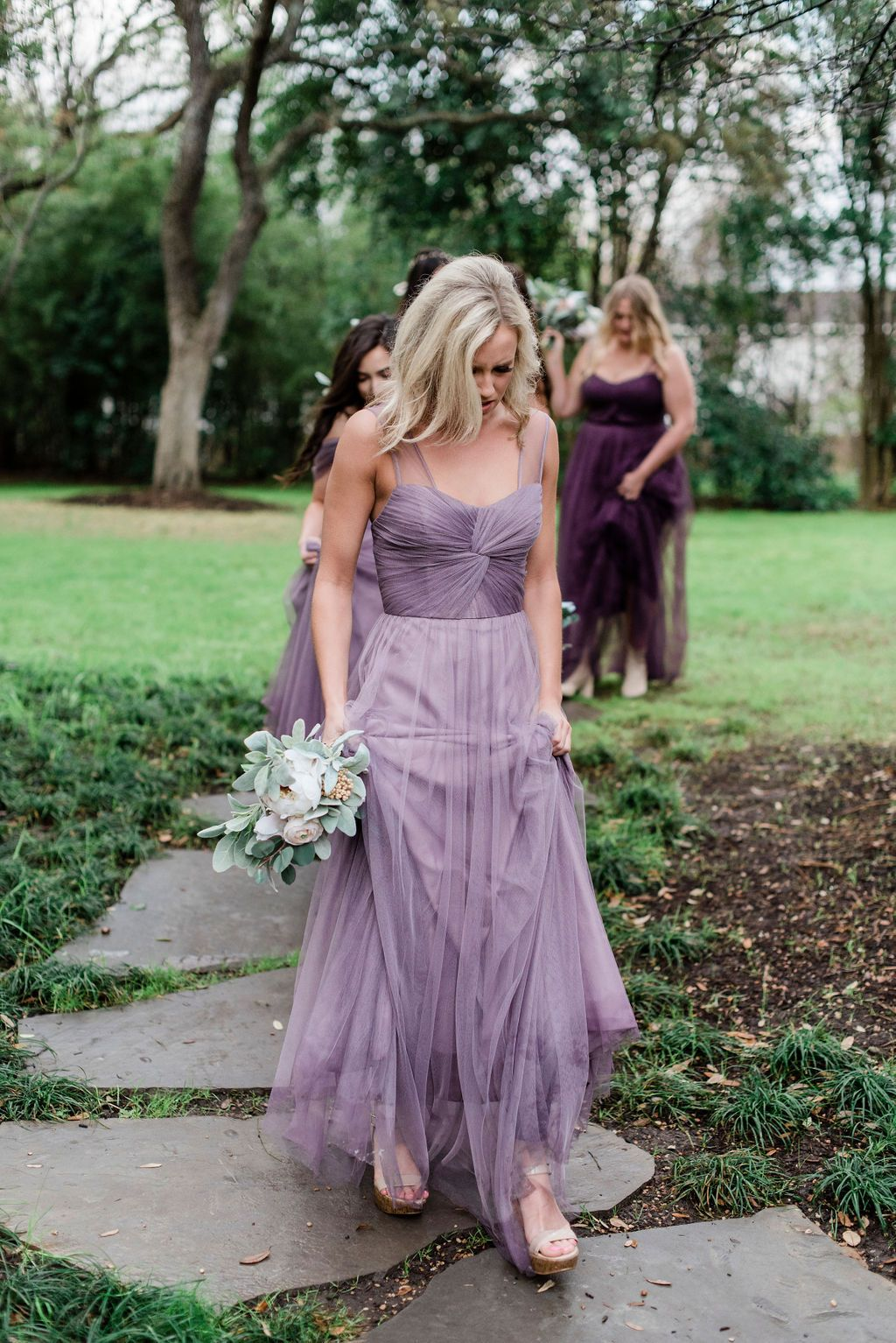 Create The Romantic Wedding Of Your Dreams Starting With Our Amelia Wedding Gown Lilac Bridesmaid Dresses Bridesmaid Dresses Boho Lavender Bridesmaid Dresses [ 1534 x 1024 Pixel ]