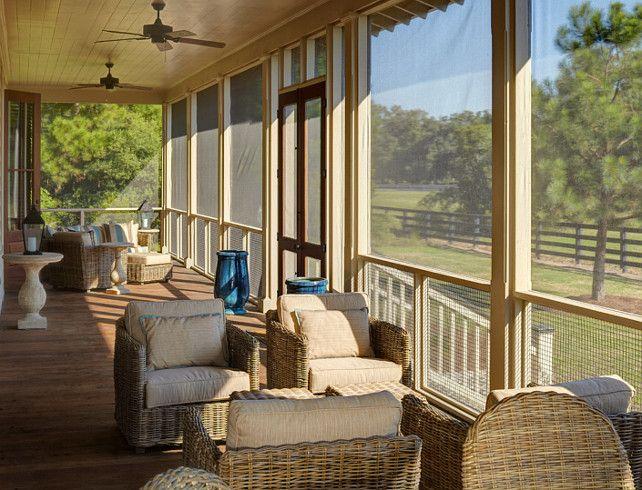screened in patio decorating ideas | patio ideas and patio design