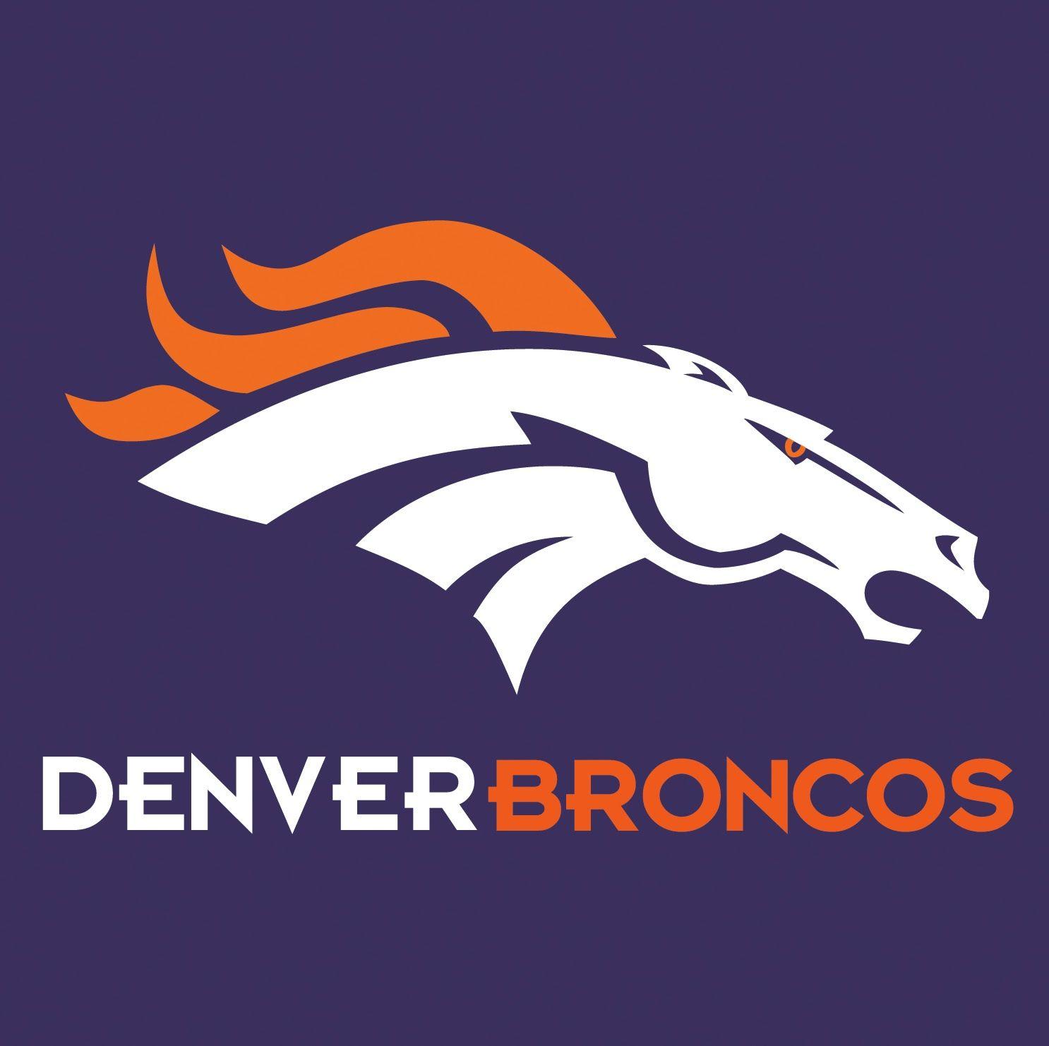 Denver Broncos Logo free cut file from Alice Scraps Wonderland ...