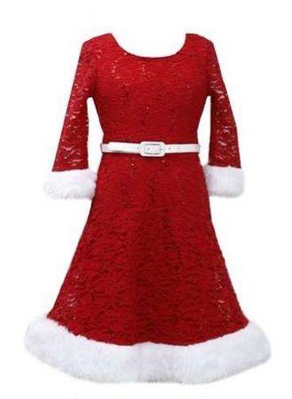 5e78884cab7e7 YiZYiF Déguisement Noël Robe Bébé Fille Costume   Chapeau   Cape Vêtement  12 Mois – 3 Ans Rouge 2-3 ans