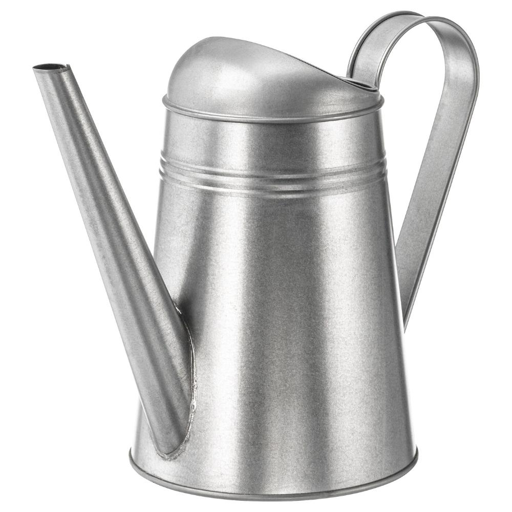 Socker Watering Can Galvanised In Outdoor Galvanised 2 6 L