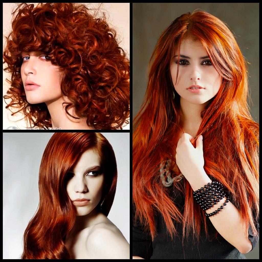 Hair Color Inspiration And Formulation Radiant Crimson