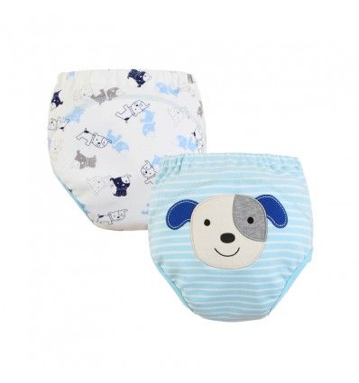 Jual Mom and Bab Potty Training Pants - Blue Dog http://dogcoachinggenius.com/category/dog-training-obedience/