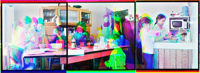 neige en trichromie 8 (panogato). by Mr Tambouille man - trichromies alternatives -, via Flickr