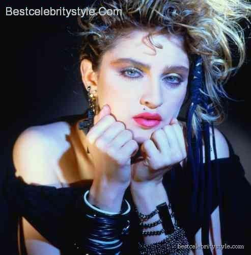 Image Result For Madonna 80 S Makeup Tutorial Madonna 80s Makeup