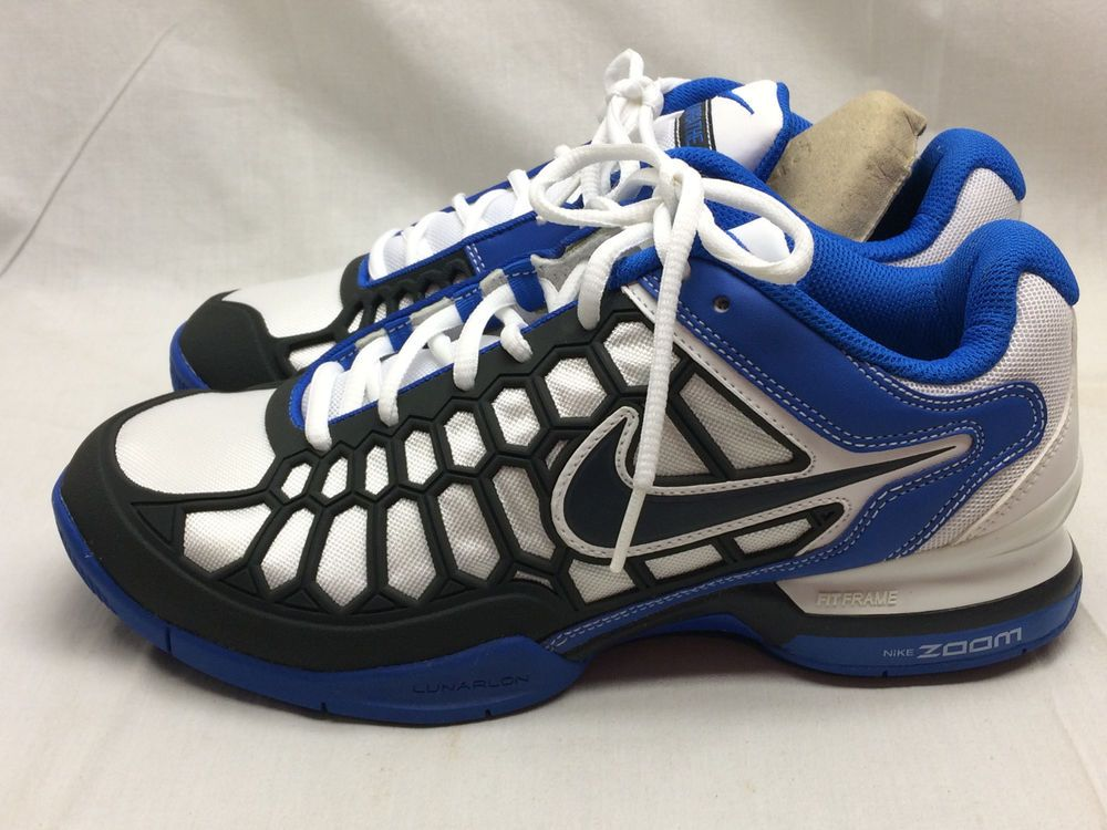 ... Men Shoes Nike Air Zoom Breathe 2K11 Fitframe Lunarlon Athletic Size  7.5 New NikeAirZoomMaxBreathe2K11 AthleticRunningTennis ... 183bcd3f908