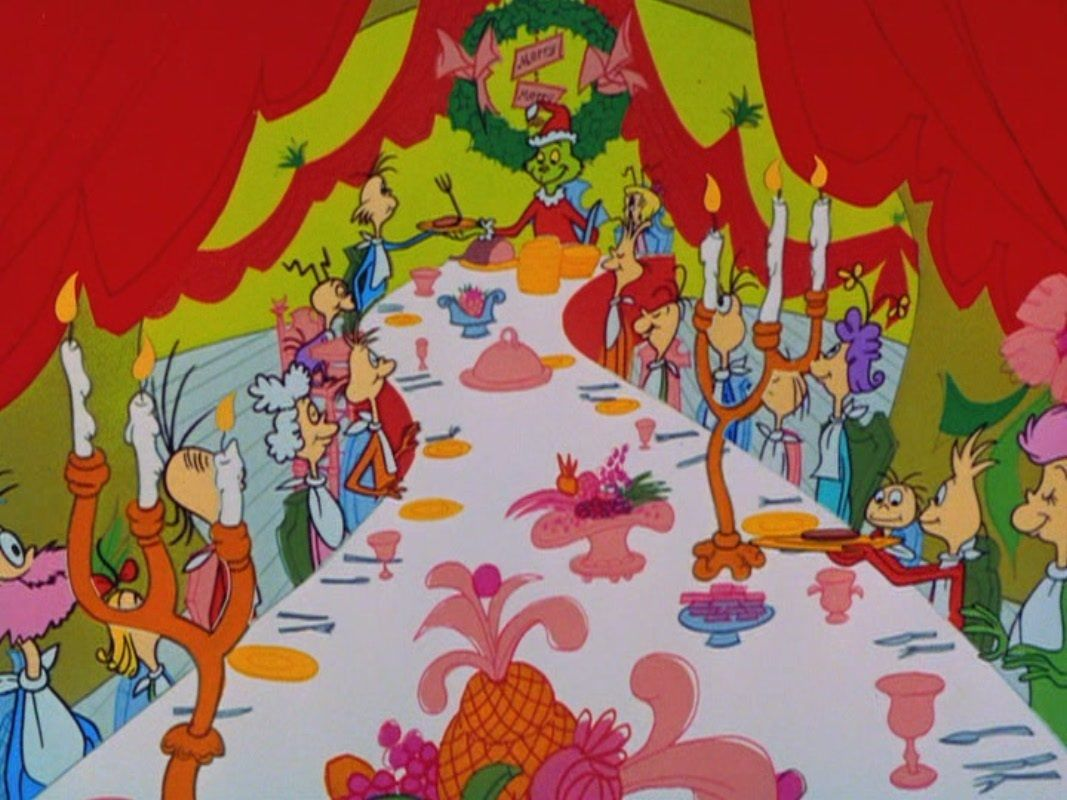 Marvelous 1000 Images About The Grinch Classic 1966 On Pinterest The Easy Diy Christmas Decorations Tissureus
