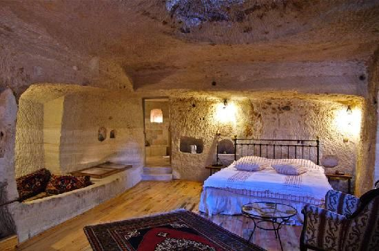 One Of The Newly Renovated Rooms Picture Of Aydinli Cave Hotel