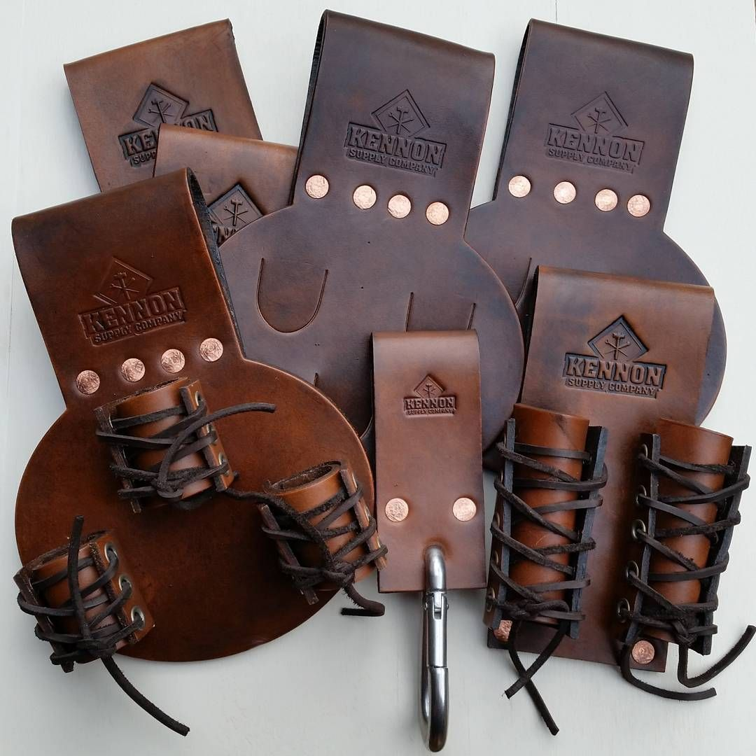 Custom Ironworker Tool Holders Kennonsupply com   Made in