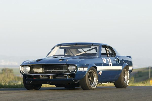 1969 Shelby Gt350 Sportsroof Scca B Prod Race Car Ford Mustang