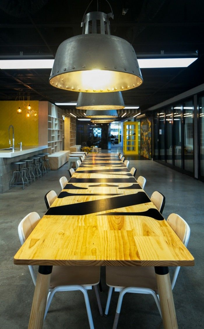 Group m 39 s sydney offices office snapshots headquaters - Interior design lighting companies ...