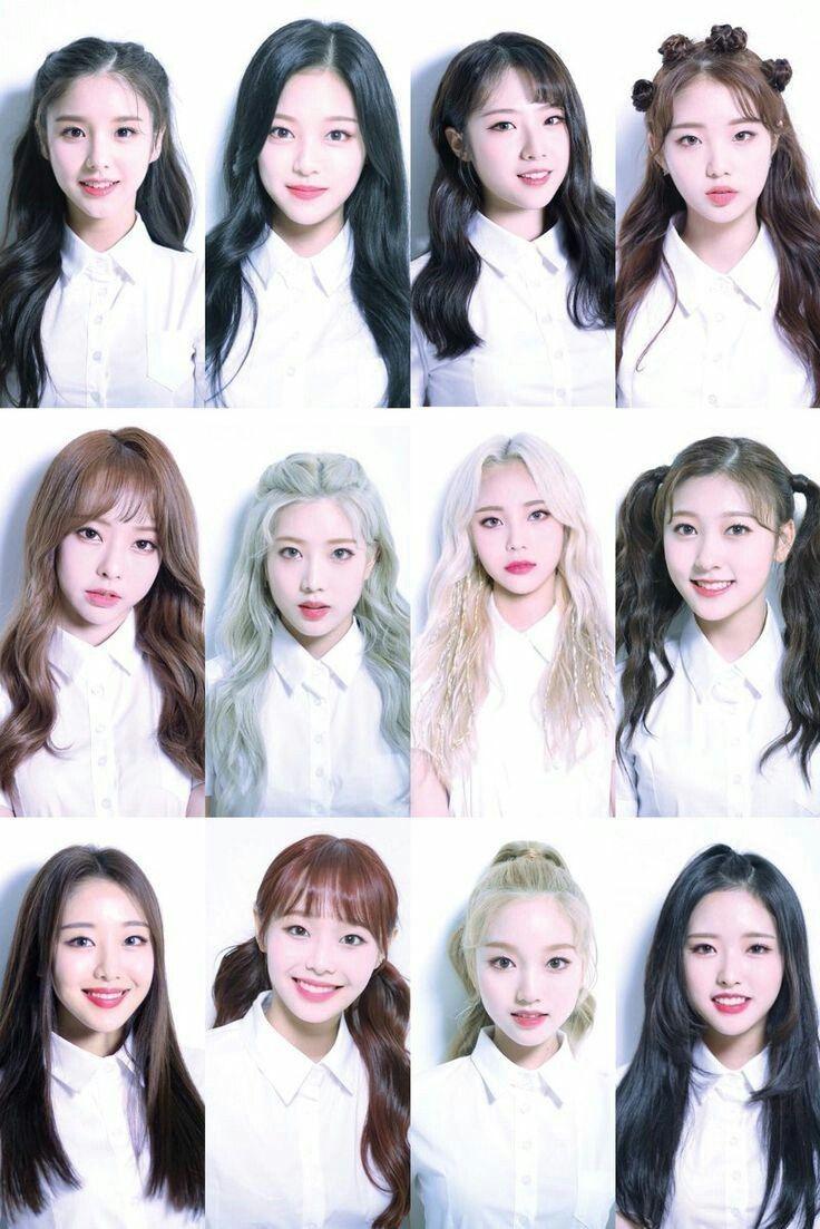 Pin By Sneer0911 On Loona Kpop Girl Groups Kpop Girls Olivia Hye