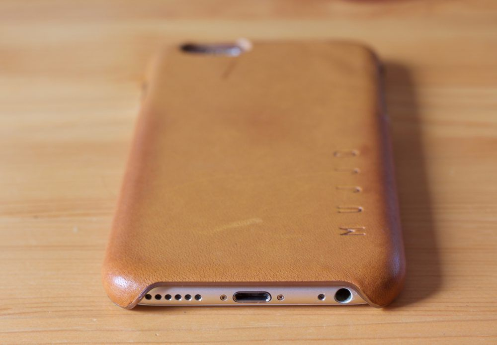 quality design d67cc fa10c Mujjo Leather Case for iPhone 6 & 6s-SR | Miscellaneous | Iphone ...
