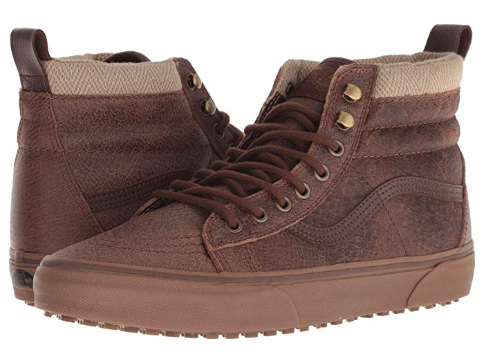 Vans SK8-Hi MTE in 2020 | Leather vans