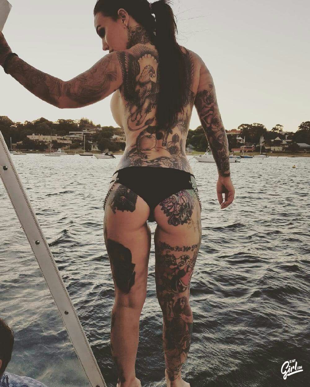 Cute tattoo ideas for lower back pin by jacob payne on tattoos and wild color hair  pinterest