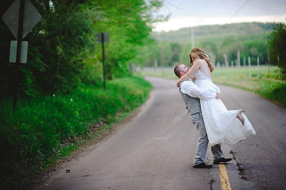 Bloomsburg Wedding Photographer - Heather & Will - Barn at ...
