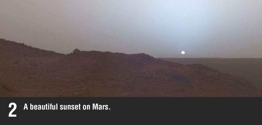 cool-Mars-landscape-sunset-Martian