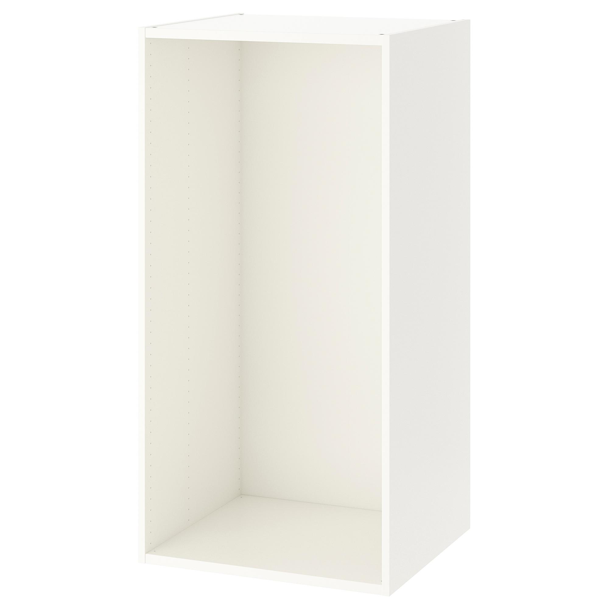 Colonna Dispensa Cucina Ikea platsa stomme - vit 60x55x120 cm | ikea, modular storage
