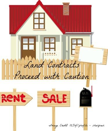 A Land Buyer must be aware of all the documentation related to the - land contract agreement