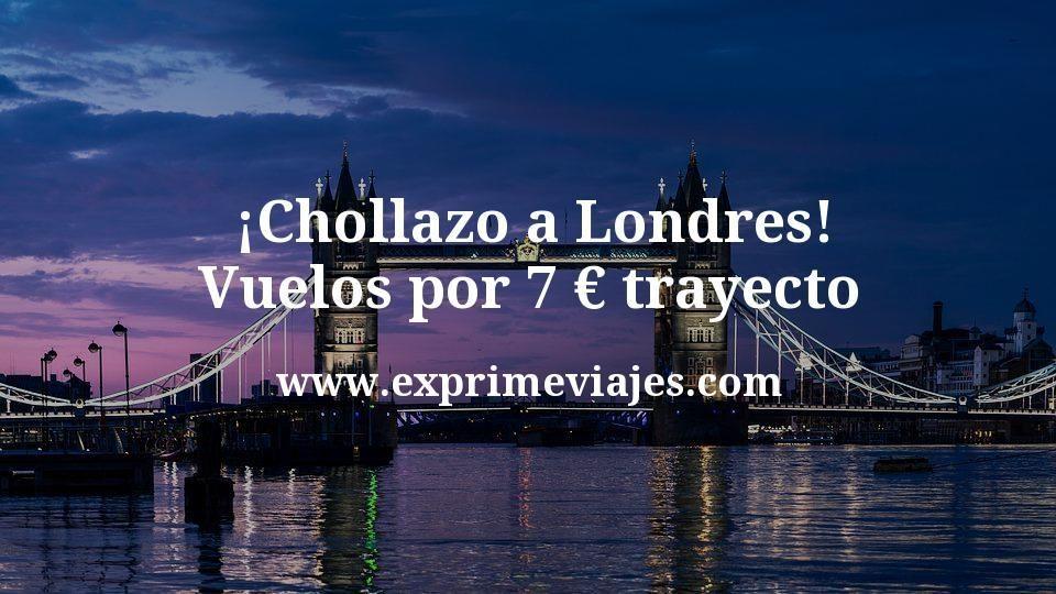 Chollazo Londres Vuelos Por 7 Euros Trayecto Vuelos Ofertas De Vuelos Londres