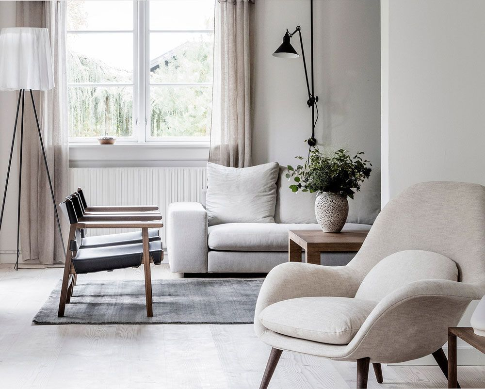 Tour the Sophisticated and Serene Home of a Danish Design ...