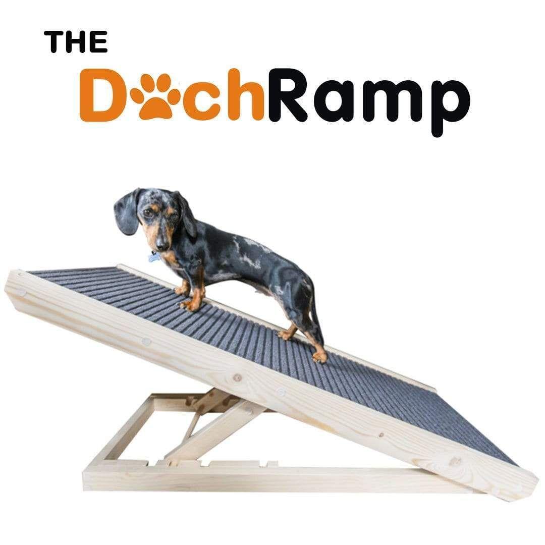 Dachshund Dog Ramp Alpha Paw Llc In 2020 Dog Ramp Pet Ramp Portable Dog Kennels