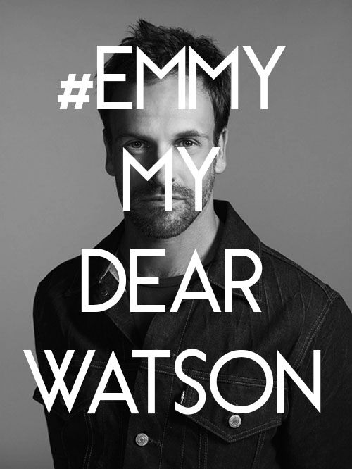 #emmymydearwatson