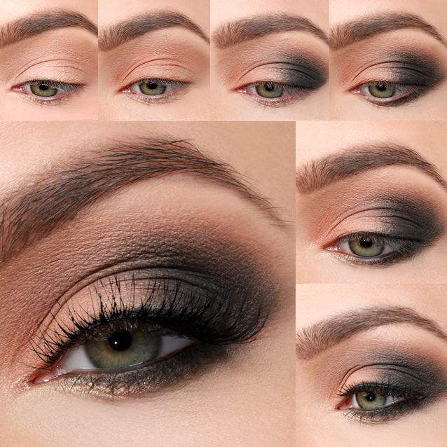 Lulus How-To: Sultry Smokey Eye Makeup Tutorial -
