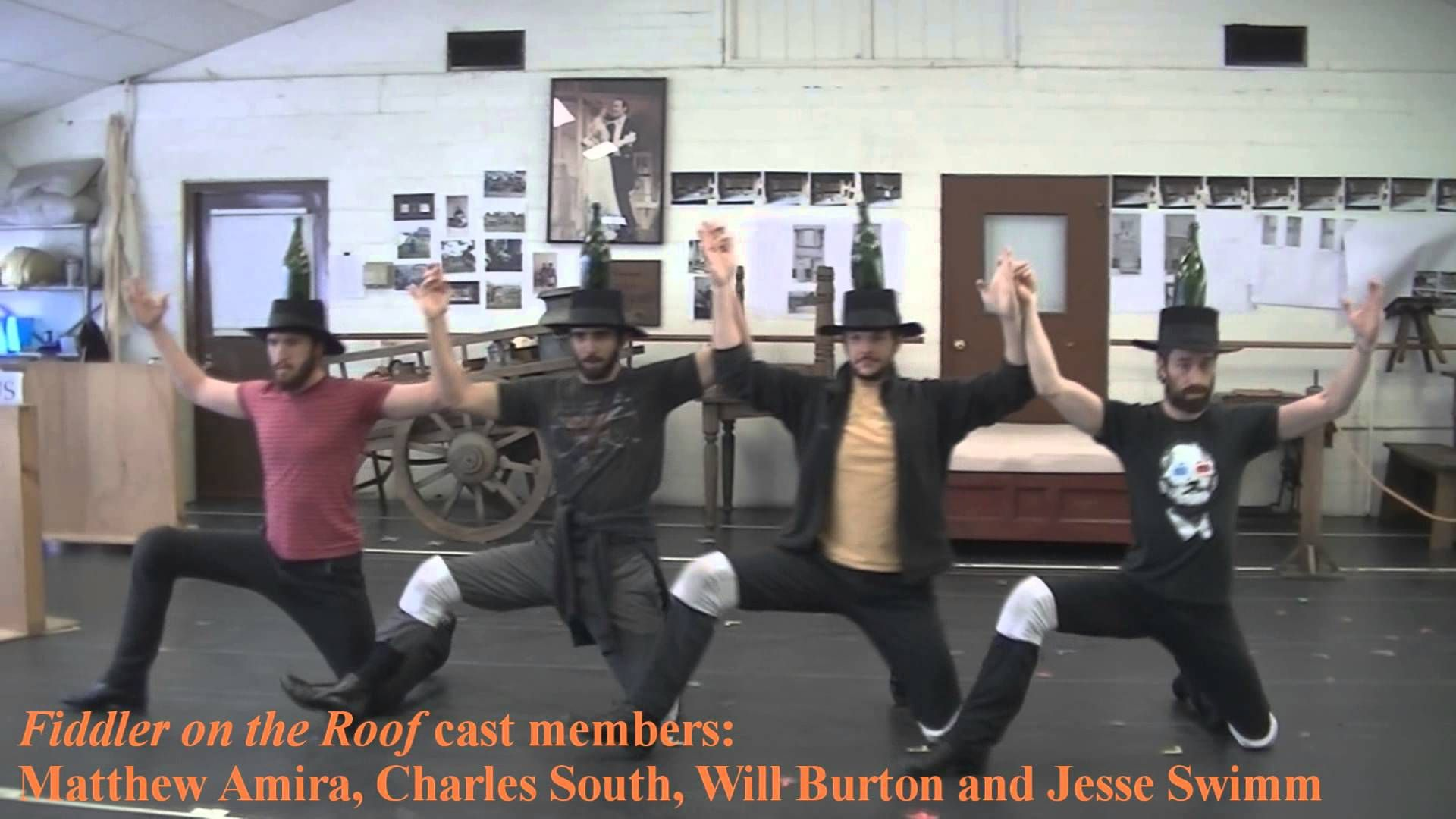 Talent, not tricks makes this bit if theatre magic work