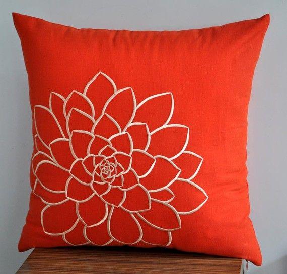 The 25 Best Orange Leather Sofas Ideas On Pinterest: The 25+ Best Orange Throw Pillows Ideas On Pinterest